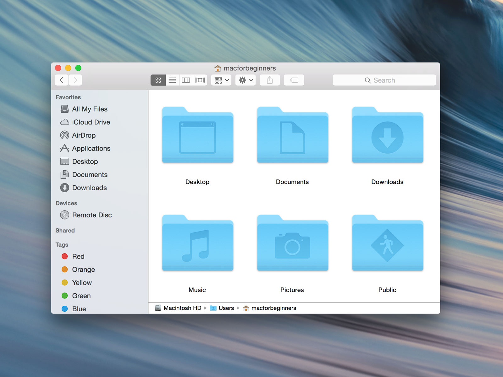 Folder Organization Macforbeginners