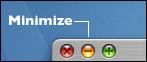 Dock - Minimize