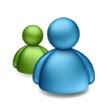 Microsoft Messenger Logo
