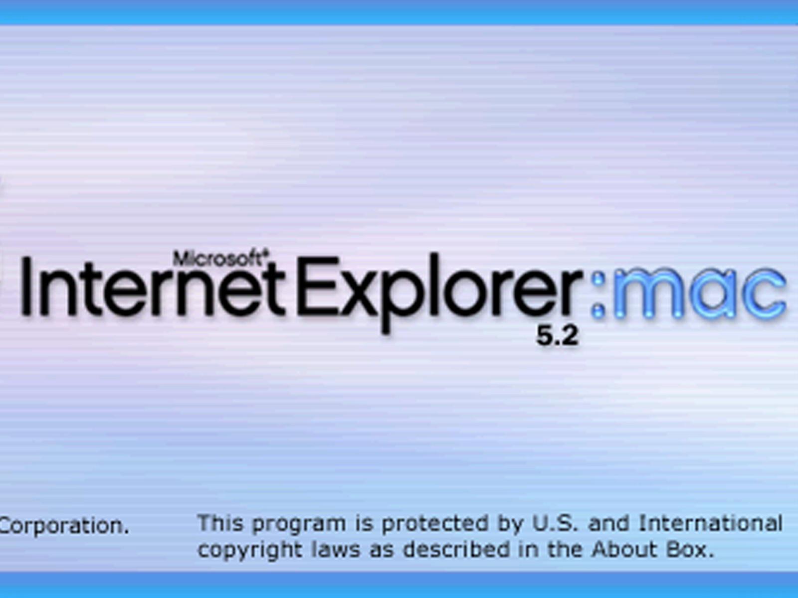 Internet Explorer – MacForBeginners